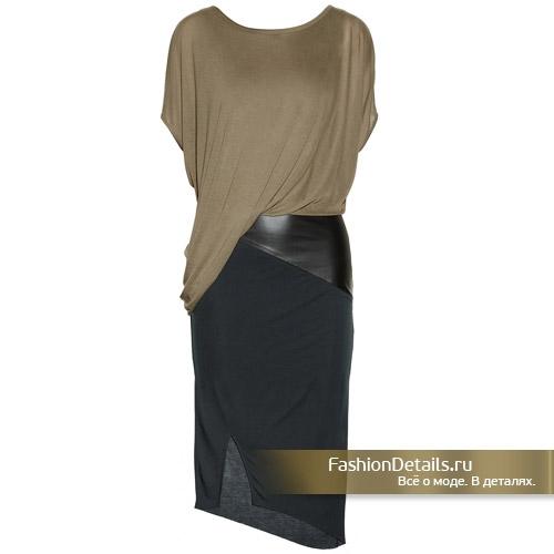. Платье от Helmut Lang FW 2012_13