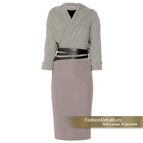 Платье от Victoria Backham FW 2011_12