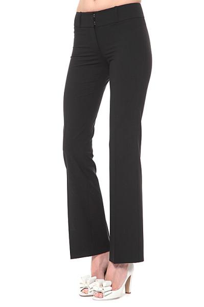 брюки черные  HUGO BOSS Black Label