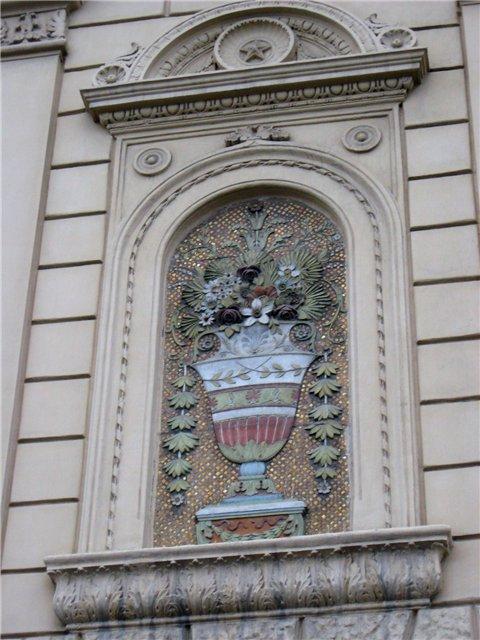 Дом архитектора Жотовского на проспекте Мира