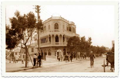 Улица Алленби, Тель-Авив