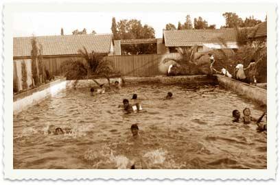 Бассейн в Бен-Шемене