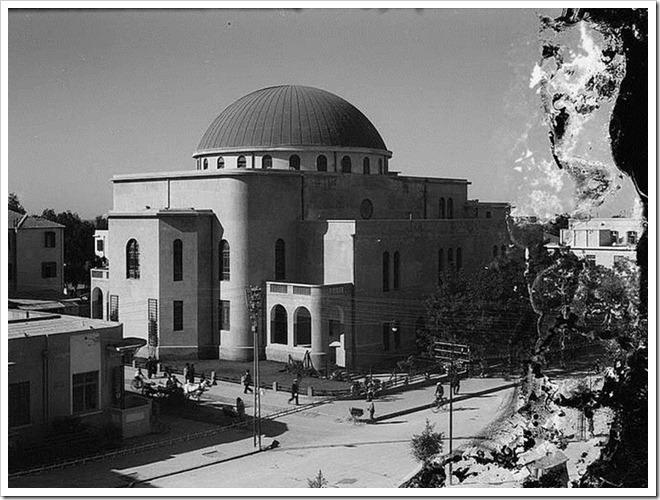 Allenbi - big sinagoga