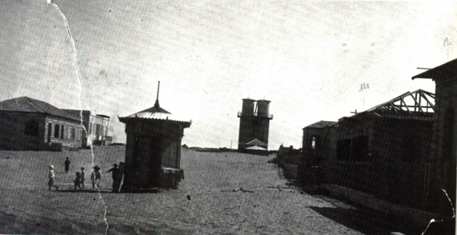 Первый киоск - 1911 год