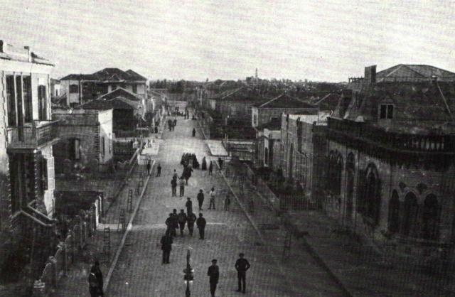улица Герцель, 1920й год
