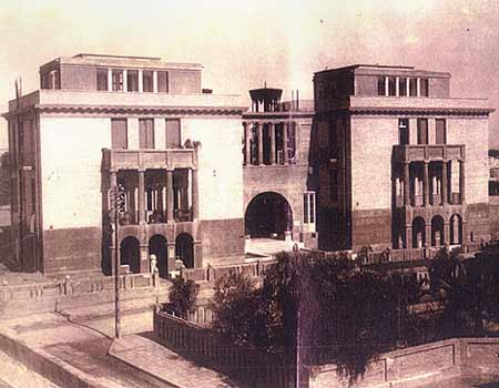 Дом Берлина-Посовского