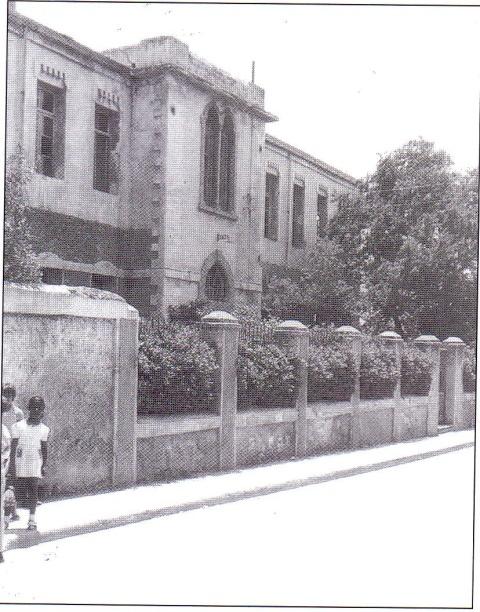 Школа для девочек, сегодняшний центр Сюзан Делаль