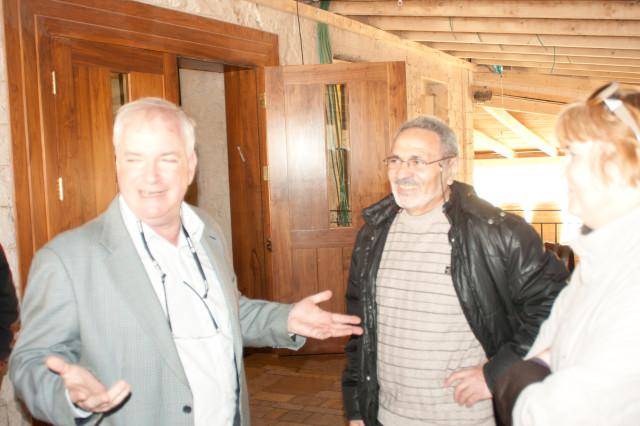 Амос Монтифиори и Мендель Гиль (винодел)
