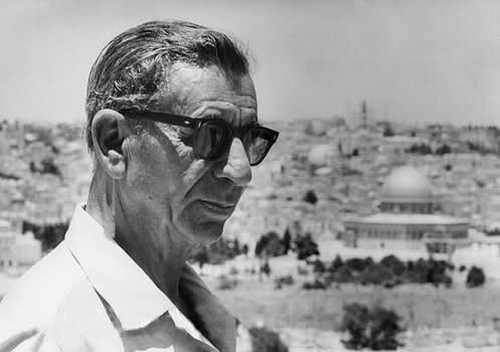Меир Лански в Иерусалиме