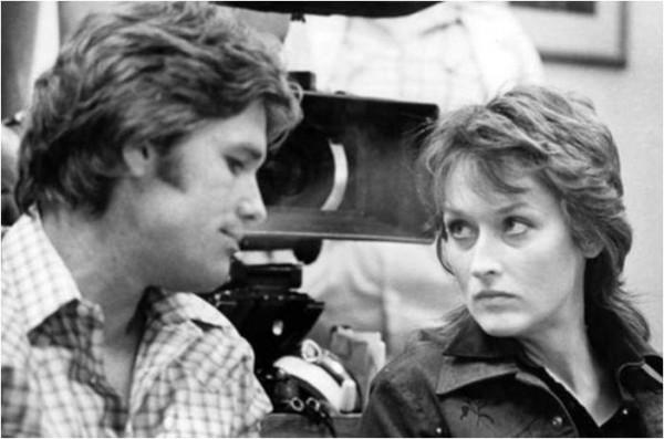 Kurt Russell and Meryl Streep