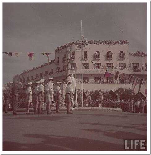 Navy Day, Tel Aviv John Phillips  1948 -1