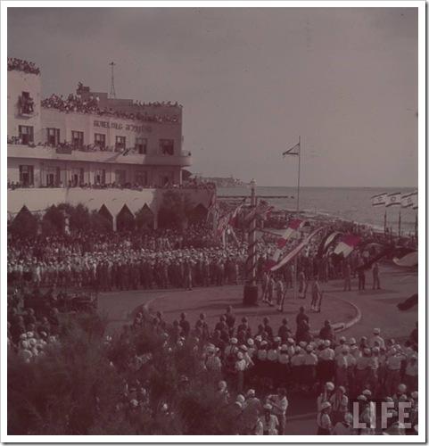 Navy Day, Tel Aviv David Filips 1948 -1