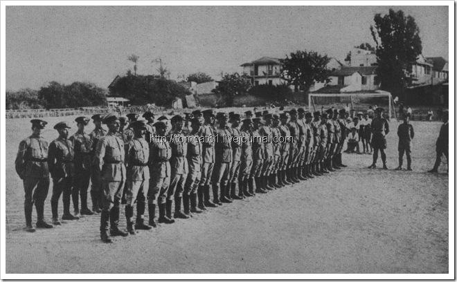 Полиция Тель-Авива 1926й год