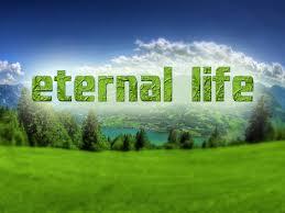 ETERNAL LIFE--JESUS