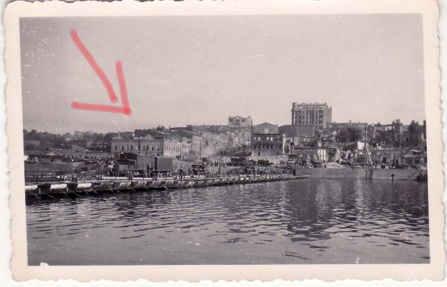 Ростов_10. Понтонный мост рядом с железнодорожным