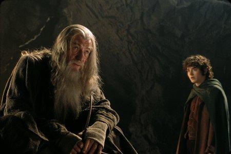 Гендальф и Фродо