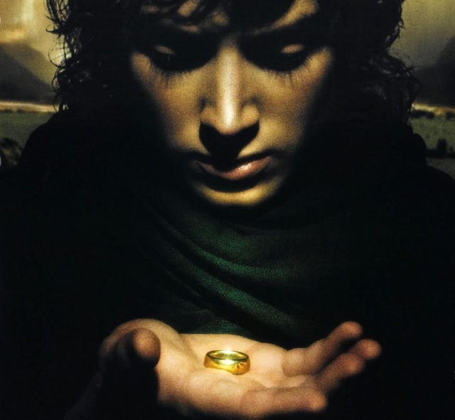 Фродо и кольцо