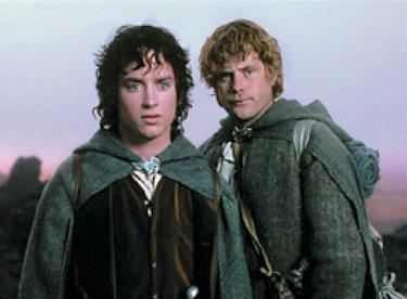 Фродо без Сэма...