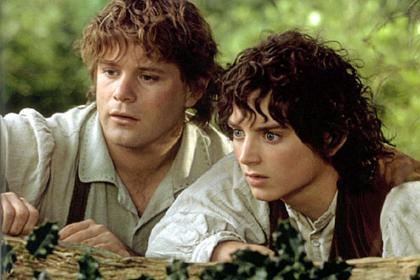 Фродо без Сэма...2