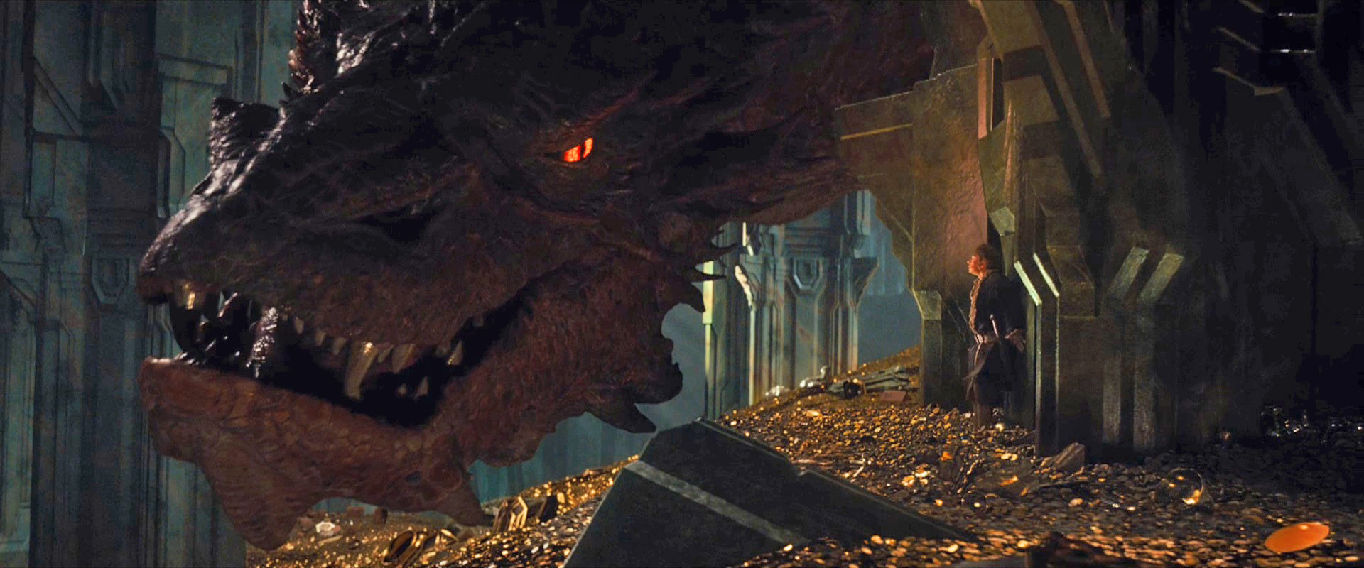 хоббит пустошь смауга дракон фото ace9701516b6