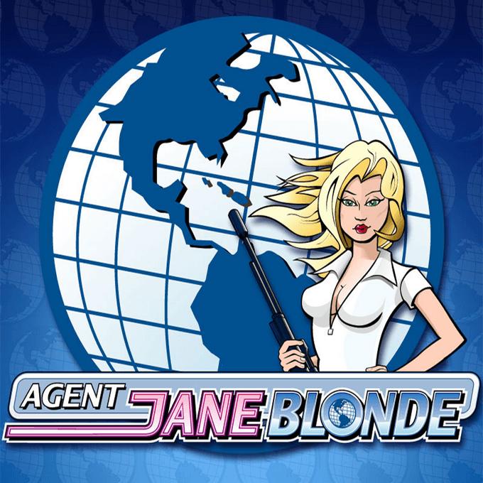 Агент Джейн Блонд  agent-jane-blonde
