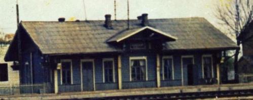 Красный Берег 1979 г