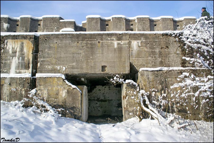 НАУМОВИЧИ – Гродненская крепость. Форт II: tomkad — LiveJournal