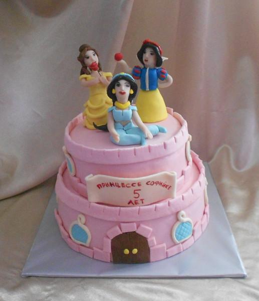 Томкин торт tomkeencake торт принцессы