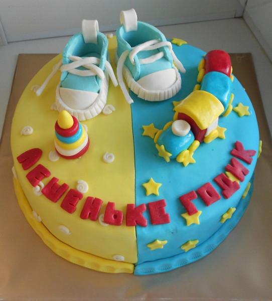 Томкин торт tomkeencake тортик на годик