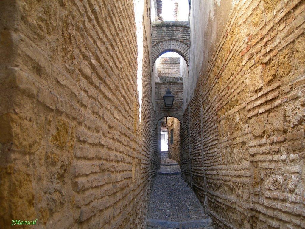 Cordoba_callejon de los Arquillos