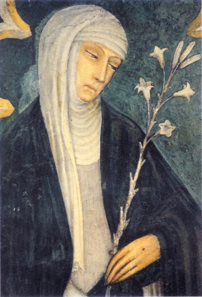 Andrea Vanni_Santa Caterina da Siena_ciesa San Domenico