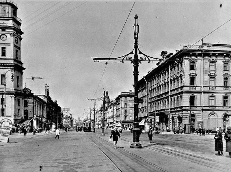 Пр.25 Октября (Невский пр.)_1920-30-е
