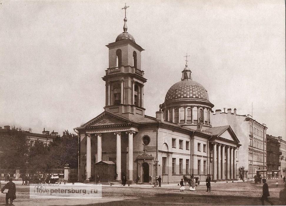 Сергиевский Всей Артиллерии собор
