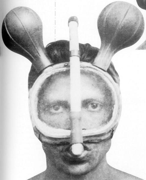 Предположительно Александр Крамаренко в своей маске_1932.jpg