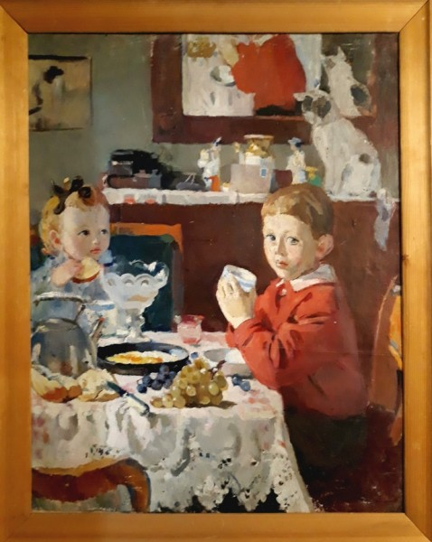 Богаевская_Завтрак, 1947