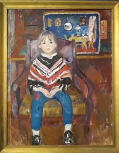 Богаевская_Кукольный домик (Катя), 1976