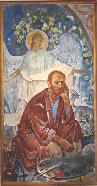 Глеб Савинов. Портрет отца, 1988.jpg