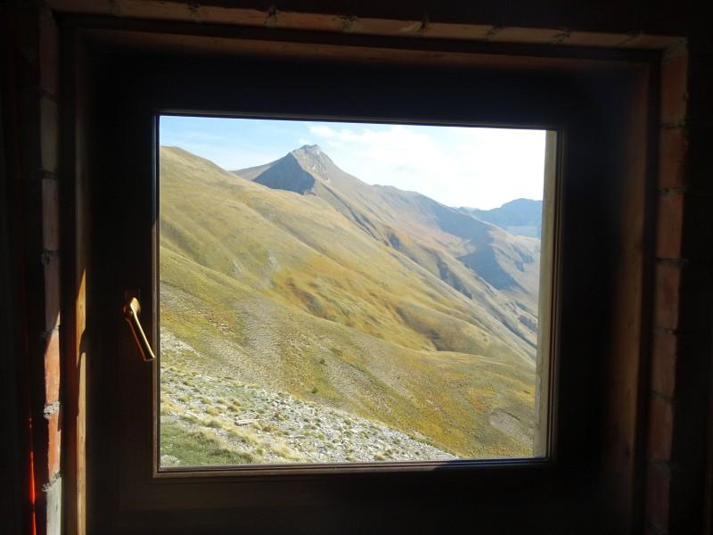 Окно в горы