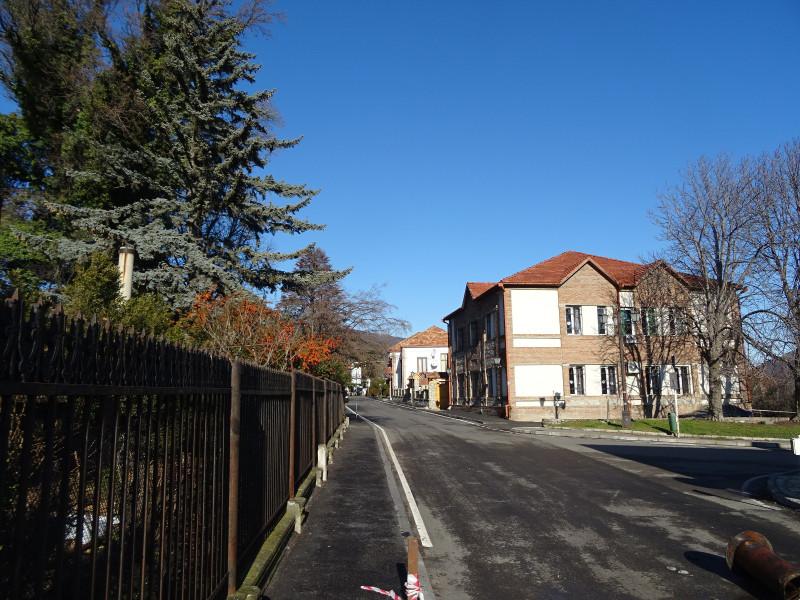 Улица в Мцхета
