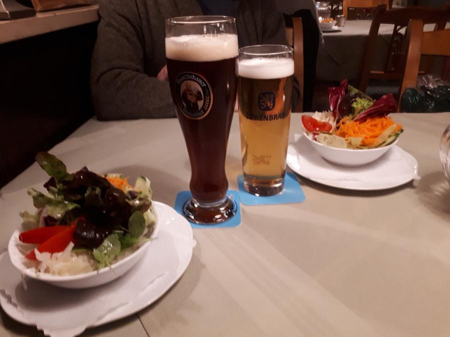 Пиво в Гармише