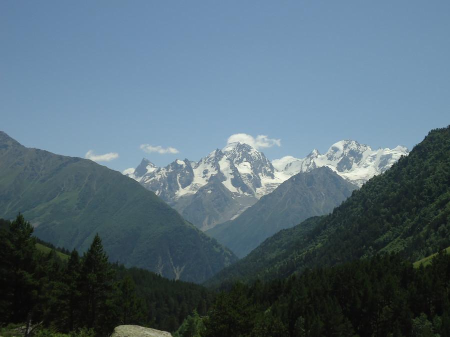 Горы за спиной - 2