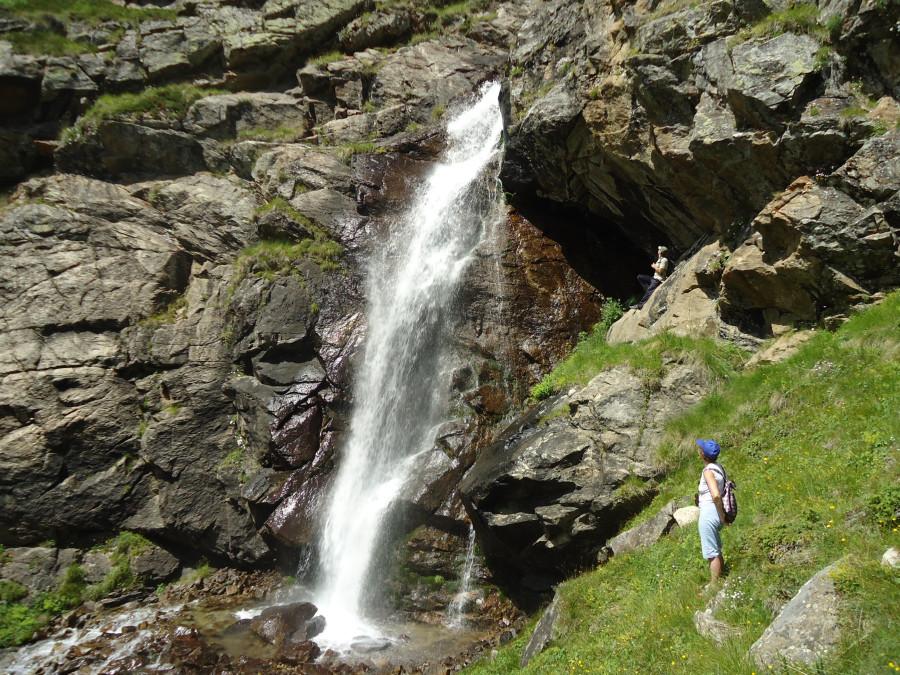Масштаб водопадика