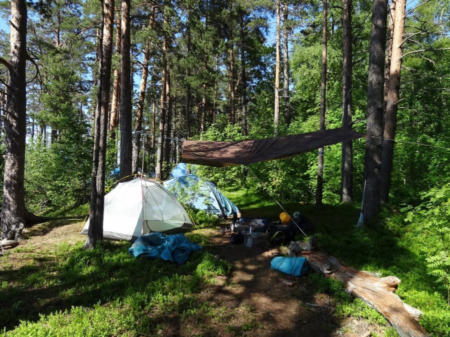 Взрослый лагерь