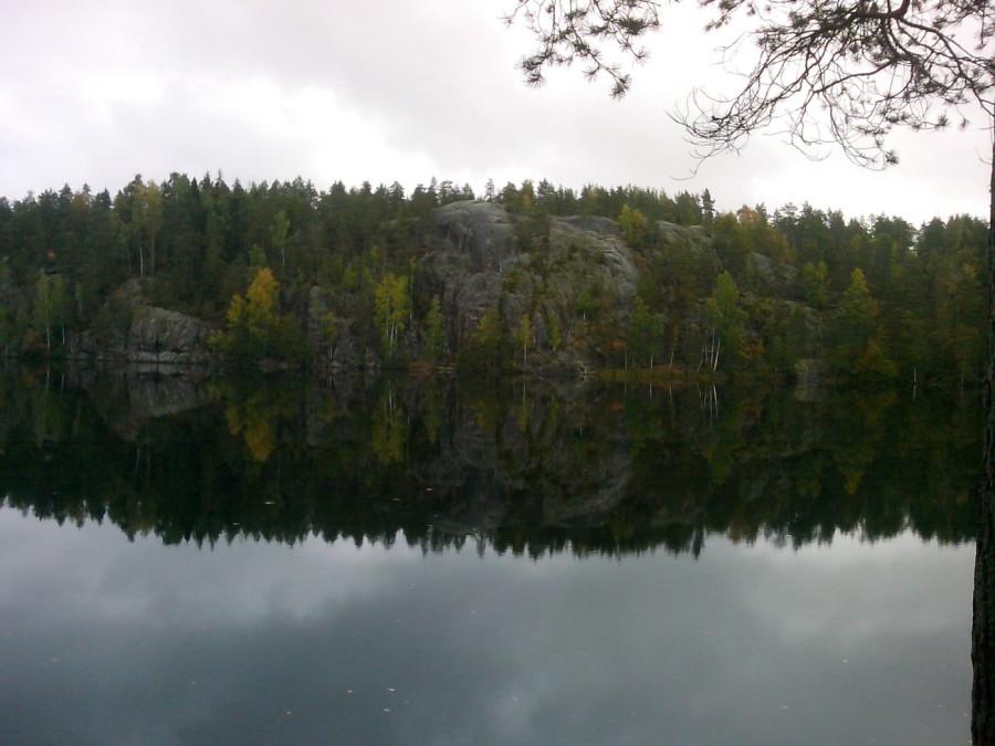 Осенний Парнас