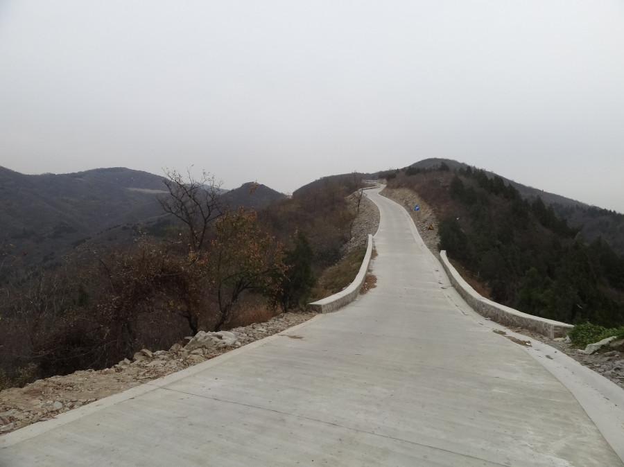 Хорошая дорога по горам