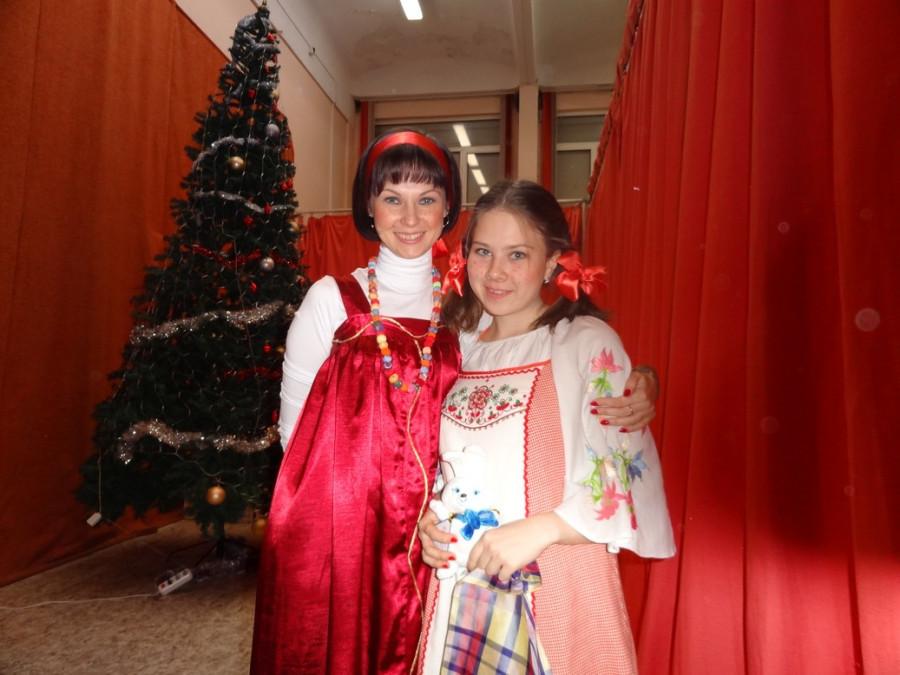 Василиса и Таня