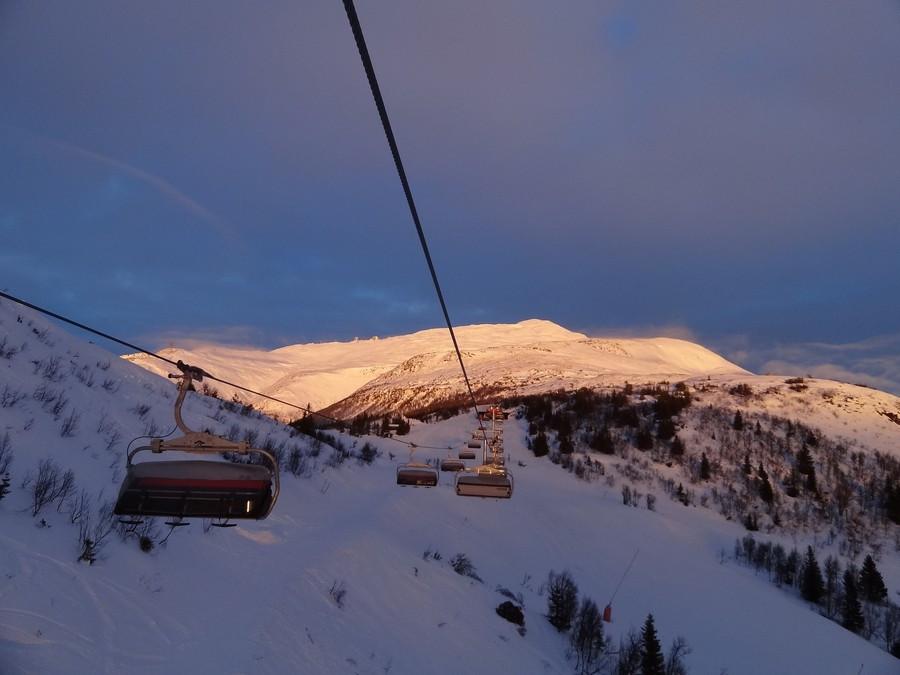 Вершина прекрасна в хорошую погоду