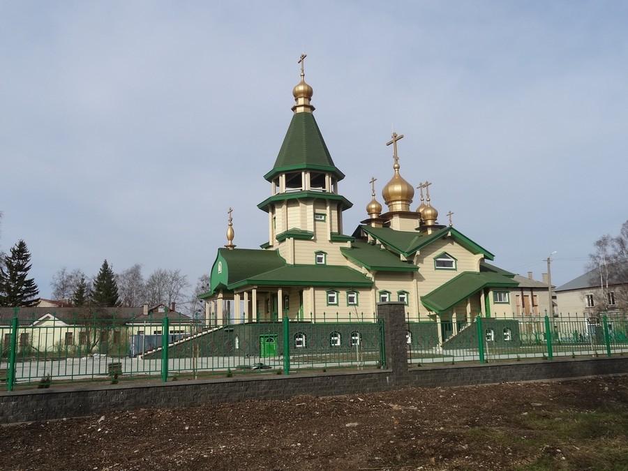 Церковь в Paldiski