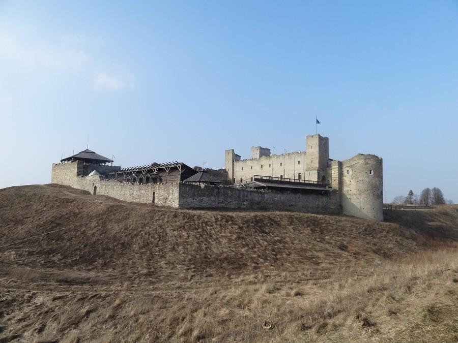 Крепость в Раквере - 1
