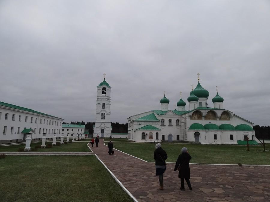 Александро-Свирский монастырь - 1